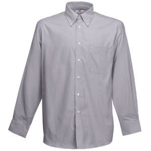 "Рубашка ""Long Sleeve Oxford Shirt"", L"