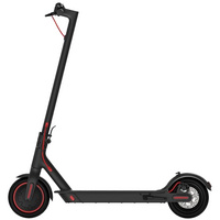 Электросамокат Mi Electric Scooter Pro, черный
